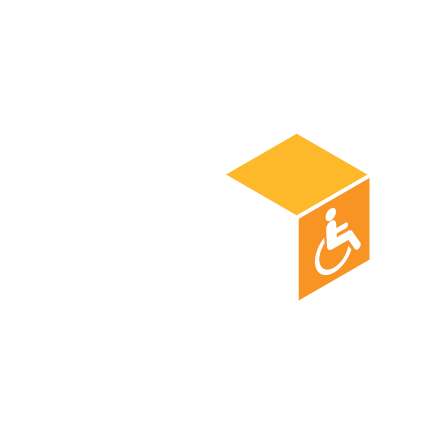 Accessible with a occasionnal help for people in wheelchair