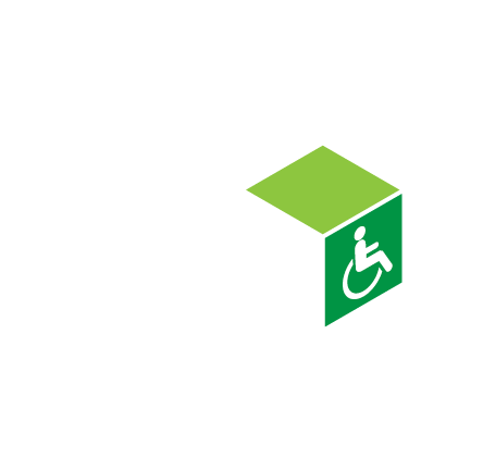 Independently accessible to people in wheelchair