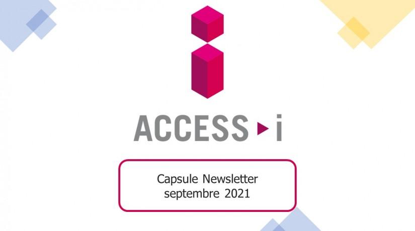 Capsule Newsletter septembre 2021