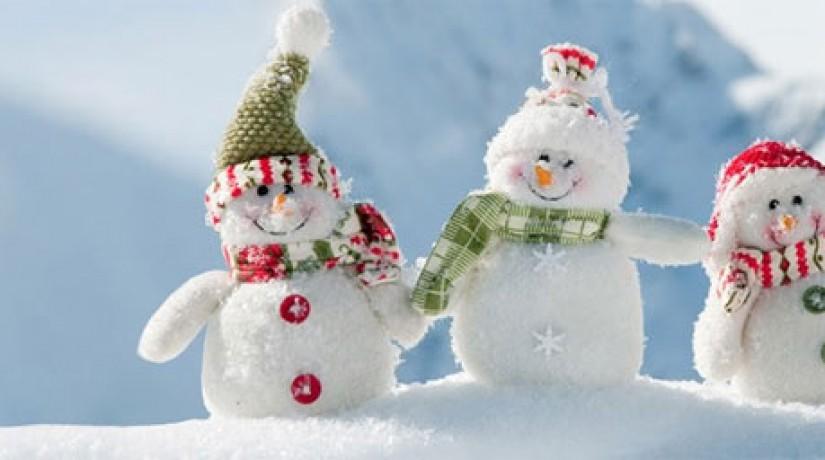 photo d'illustration hiver bonhomme de neige