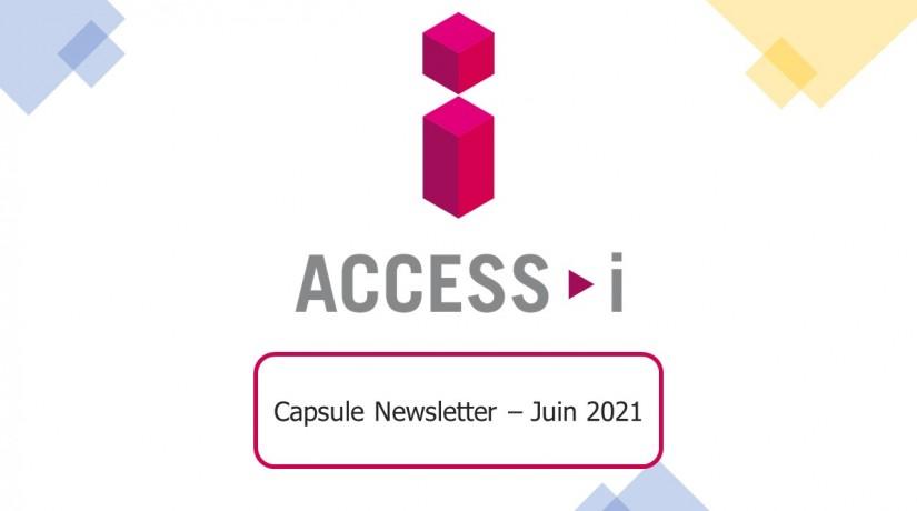 Capsule Newsletter juin 2021