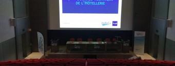 Image de la salle pour la Journée Technique de l'Hôtellerie