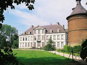 chateau d'Attre - façade
