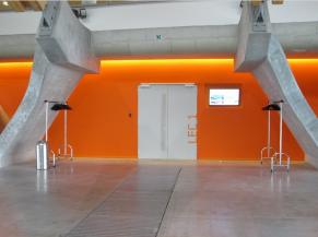 Salle de réunion au 1er étage