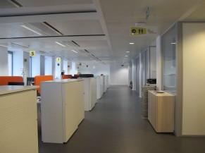 Bureau paysager du 2ème étage