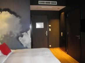 Chambre adaptée