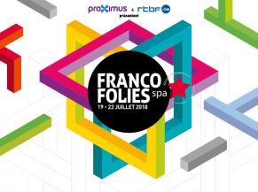 Affiche des Francos 2018