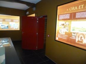 Circulation dans le musée