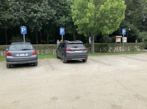 Parking de Gaillemarde