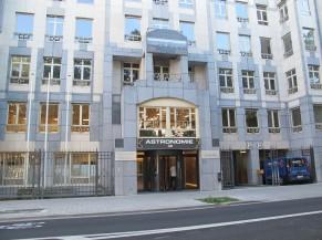 Façade principale du bâtiment