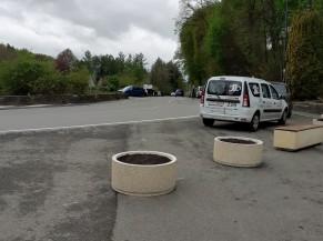 Parkeerplaats gereserveerd voor PBM