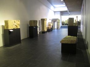 Salle 1 de l'exposition permanente