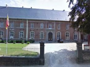 Abbaye Saint-Gérard de Brogne (façade avant)