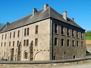 Nouveau Centre du Visiteur, point d'entrée pour visiter le site des Ruines