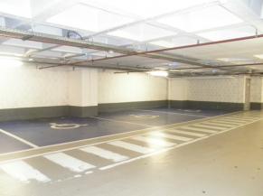 Parking PMR en souterrain