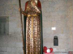 Statue de Saint-Christophe