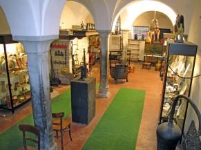 Intérieur du Musée de la Gourmandise