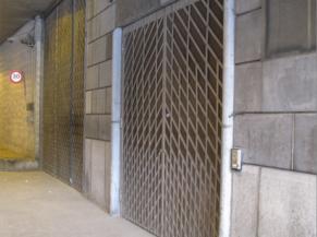 Porte d'entrée alternative