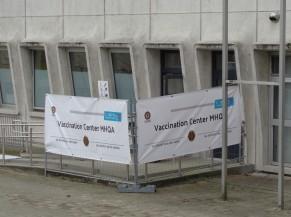 Centre de Vaccination (entrée)