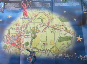 Plan du sentier 2eme partie