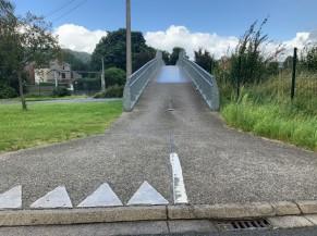 pont à franchir