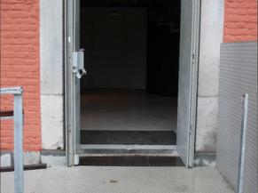 porte de l'entrée alternative