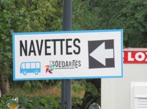 Navette PMR