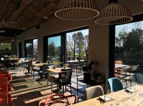 Hôtel Restaurant La Libellule, restaurant