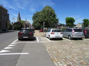 parking adapté à Aubel