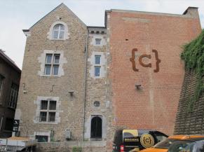 Façade principale de la Brasserie