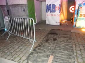 Cheminement wc rue des canonniers