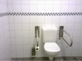 WC pour les PMR