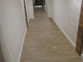couloir intérieur wellness