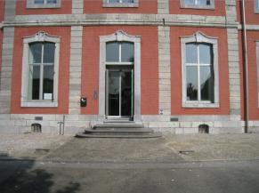 Escalier de l'entrée principale
