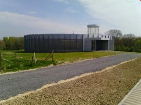 L'infrastructure du musée Silex's
