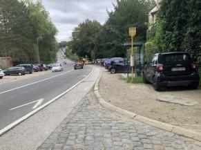 Parking chaussée de La Hulpe