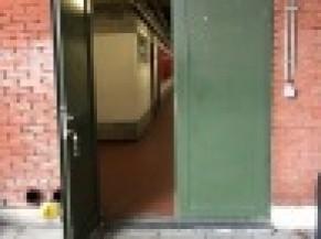 """Porte d'entrée """"sportifs"""""""