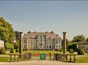 chateau d'Attre - avant