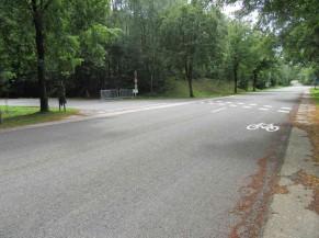 Accès circuit - Route de la Gileppe