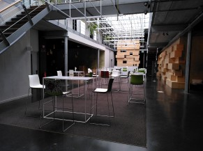 REZ: espace lounge