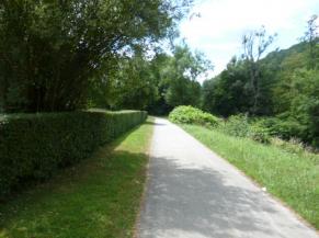 Chemin vers Esneux