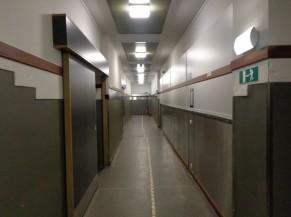Couloir sortie de secours