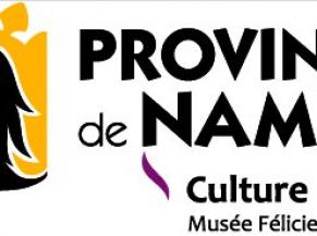 Logo de la Province de Namur, Service Culture