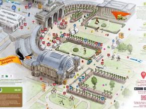 Plan de l'événement