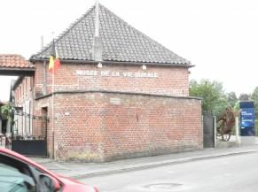 Vue extérieure du musée