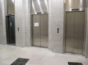 Batterie d'ascenseurs