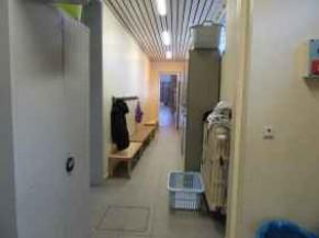 Couloir salle de sport