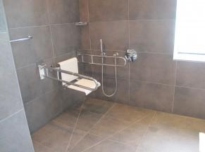 Chambre PMR (douche)