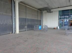 Parkings PMR sous abris