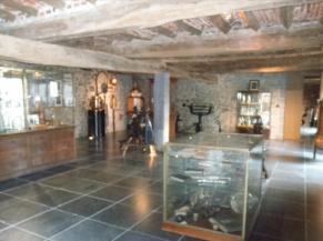 salle de musée
